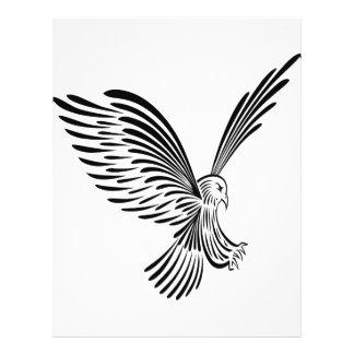 Tribal Eagle Art  #030 Flyer Design