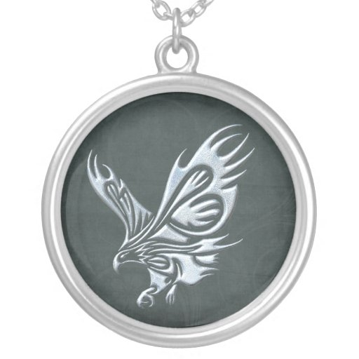 Tribal Eagle Necklaces