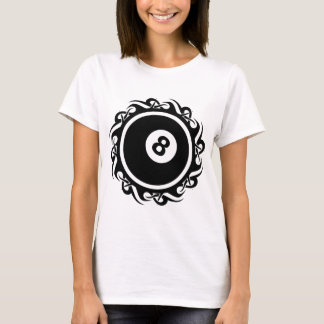 tribal eightball T-Shirt