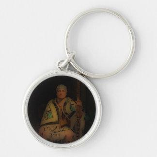 'Tribal Elder' Keychain