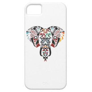 Tribal Elephant iPhone SE/5/5s Case