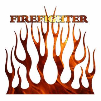 Tribal FF Flames Cutout