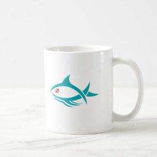 Tribal FIsh Mugs