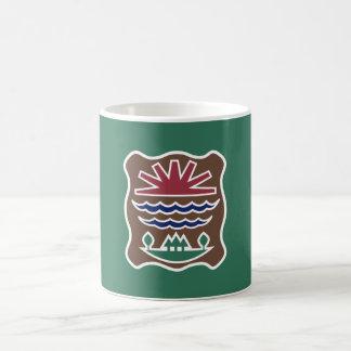Tribal Flag of the Western Abenaki Nation Coffee Mug