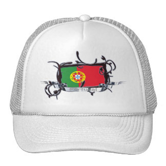 Tribal Flag Portugal Hat