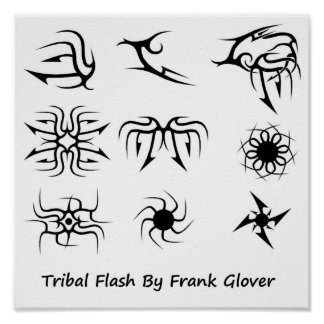 Tribal Flash 289 Poster