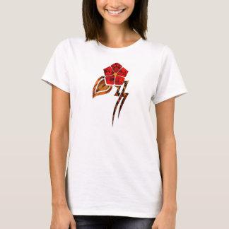 Tribal Flower #1 Sunbrst T-Shirt