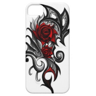 tribal flower phone case iPhone 5 cover