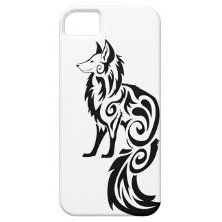 Tribal Fox iPhone Case iPhone 5 Covers