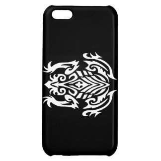 Tribal Frog Silhouette iPhone 5C Case
