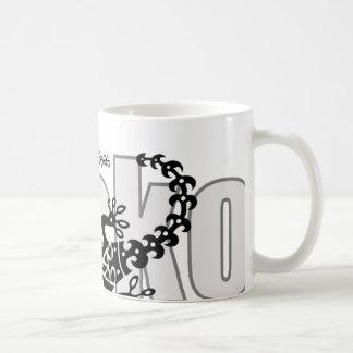 Tribal Gecko  mug