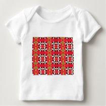 Tribal, Geometric, Santa Fe, Pattern Baby T-Shirt