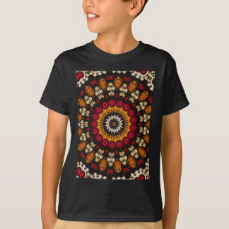 Tribal, Geometric, Santa Fe, Pattern T-Shirt
