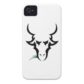 TRIBAL GOAT Case-Mate iPhone 4 CASES