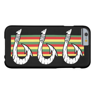 Tribal Hawaiian Fish Hook Barely There iPhone 6 Case