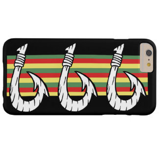 Tribal Hawaiian Fish Hook Barely There iPhone 6 Plus Case