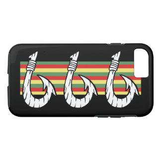 Tribal Hawaiian Fish Hook iPhone 8/7 Case