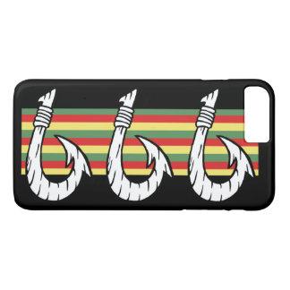 Tribal Hawaiian Fish Hook iPhone 8 Plus/7 Plus Case