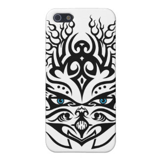 Tribal Head iPhone SE/5/5s Cover