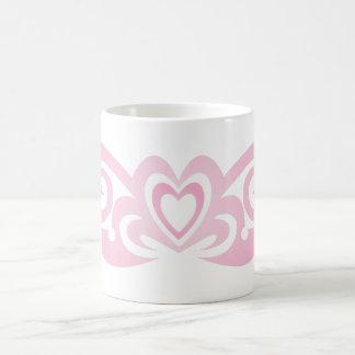 Tribal Heart Coffee Mug