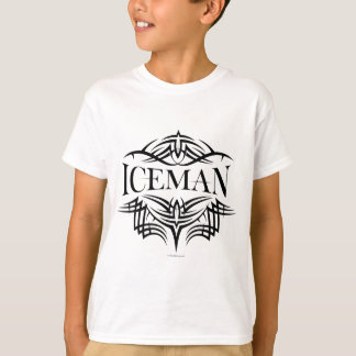 Tribal Hockey Iceman (plain) T-Shirt