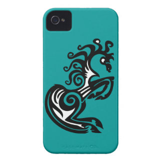 Tribal horse design iPhone 4 cover