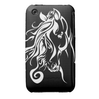 Tribal Horse iPhone 3 Case