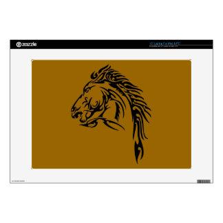"Tribal Horse 15"" Laptop Decals"