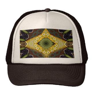 Tribal Hum Mesh Hat