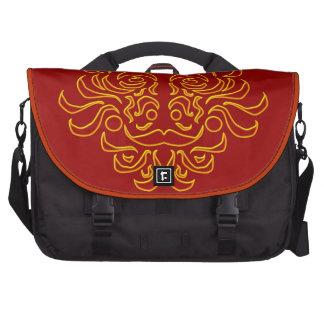 Tribal Idol Laptop Bag