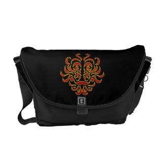 Tribal Idol Messenger Bag