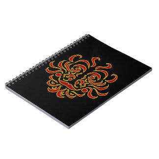 Tribal Idol Notebook