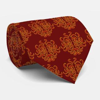 Tribal Idol Tiled Tie