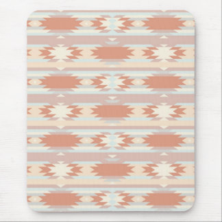 Tribal Ikat Aztec Andes patern Mouse Pad