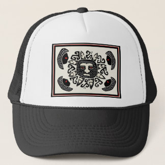 Tribal Indian Sun Spirit Trucker Hat
