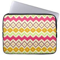 Tribal Inspired Electronics Bag