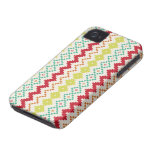 Tribal Inspired i Phone 4 Case-Mate Barely There™ iPhone 4 Case