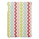 Tribal Inspired Zigzag iPad Mini Case