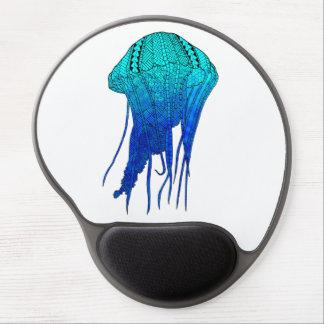 Tribal Jellyfish Gel Mouse Pad