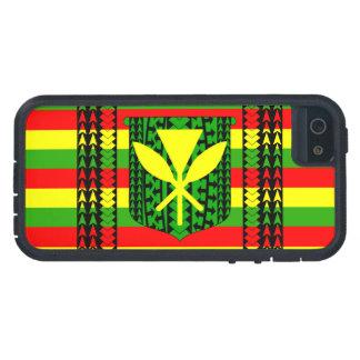 Tribal Kanaka Maoli Flag iPhone SE/5/5s Case