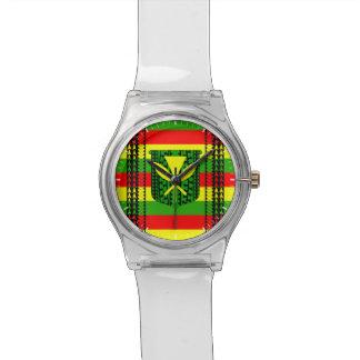 Tribal Kanaka Maoli Flag Watch
