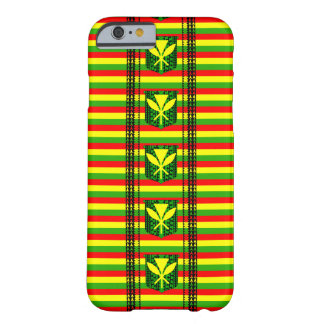 Tribal Kanakan Maoli Barely There iPhone 6 Case