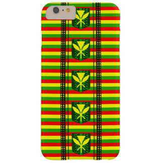 Tribal Kanakan Maoli Barely There iPhone 6 Plus Case