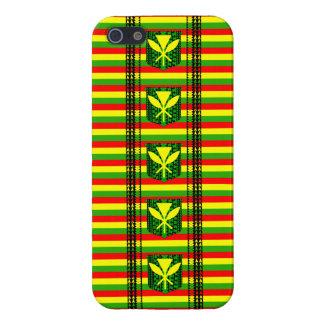 Tribal Kanakan Maoli Cases For iPhone 5