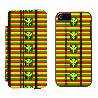 Tribal Kanakan Maoli Incipio Watson™ iPhone 5 Wallet Case