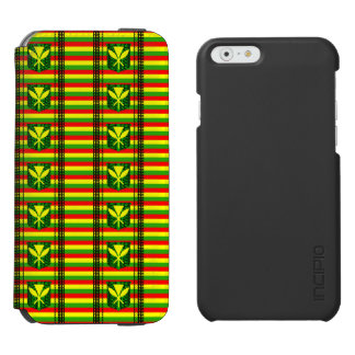 Tribal Kanakan Maoli Incipio Watson™ iPhone 6 Wallet Case