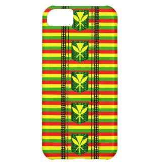 Tribal Kanakan Maoli iPhone 5C Cases