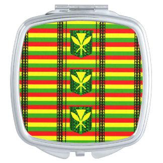 Tribal Kanakan Maoli Vanity Mirror