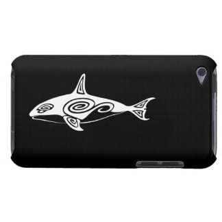Tribal Killer Whale Case-Mate iPod Touch Case