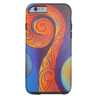Tribal Koru iPhone 6 case